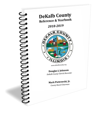 DeKalb County Yearbook & Reference 2018-2019