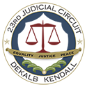 23rd Judicial Circuit Logo
