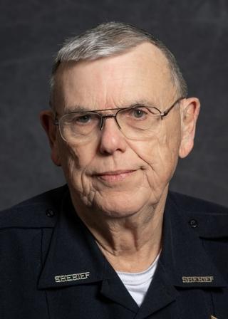 Sheriff Roger A. Scott