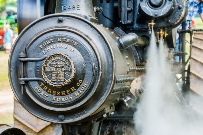 Front of Steam Engine